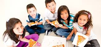 Kids Eating Table Table Groups Celebration Church