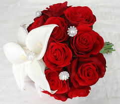 Wedding Flower Red Wedding Flower Bouquets Collection Weddings Eve