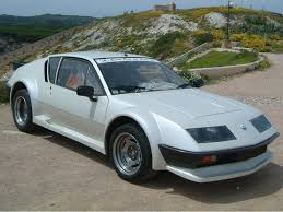 1985 renault alliance alpine a310 wikipedia