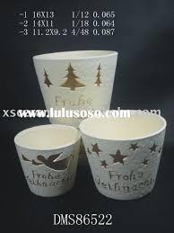 reindeer clay pot craft flower pot reindeer craft terracotta