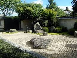 modern home interior design garden japanese indoor zen garden
