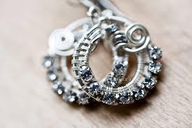 diamond earrings malaysia de cor s handmades malaysia handmade jewelry wire jewelry