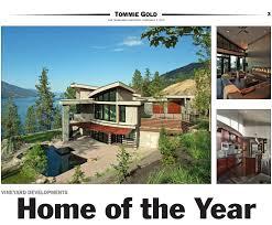 Kelowna Luxury Homes by Home Of The Year 2012 Vineyard Custom Home Builders Kelowna