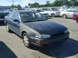 toyota camry 1994 model jt2sk12e9r0250991 1994 green toyota camry on sale in ny