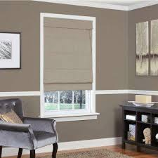 Roman Shade For French Door - roman shades shades the home depot