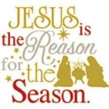 jesus is the reason for the season jesus by littlelifedesigns