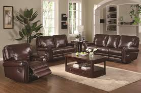 brown leather living room sets colour schemes for living rooms with brown leather sofa www