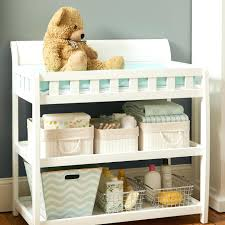 White Baby Changing Table Changing Table Hutch Savanna And White Combo Baby Dresser