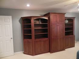 Wall Units For Flat Screen Tv Brown Wooden Yv Cabinet With Wooden Door And Rectangle Flat Screen