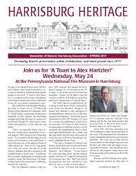 Basement Waterproofing Harrisburg Pa Spring 2017 Harrisburg Heritage By Historic Harrisburg Association