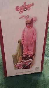 hallmark a christmas story ralphie in bunny suit christmas