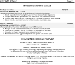 bright and modern call center resume examples 8 bpo resume