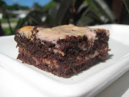 lingonberry jam cheesecake brownie recipe