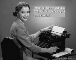 Typewriter Meme - i hate my job 33 pics