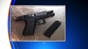 tsa bucks co man caught with loaded gun at newark airport cbs