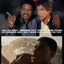 Lando Calrissian Meme - epicstream
