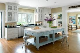 easy kitchen island portable kitchen islands they make reconfiguration easy and