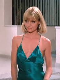 hairstyles in 1983 michelle pfeiffer 1983 scarface by brian de palma