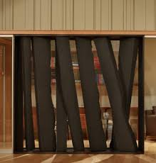 Partition Designs by Modern Makeover And Decorations Ideas Wooden Wall Partition