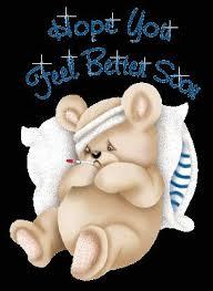 feel better bears 84 best feel better soon images on feel