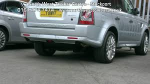 towbar video range rover sport thule detachable youtube
