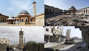syria before and after in picture syria before and after war
