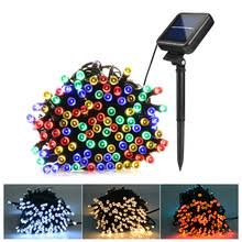 popular solar powered outdoor christmas decorations buy cheap