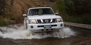 nissan safari lifted 2016 nissan patrol st y61 review caradvice