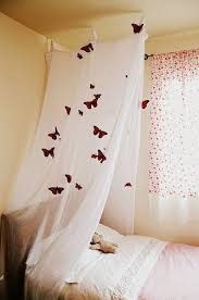 Faux Canopy Bed Drape Best 25 Tulle Canopy Ideas On Pinterest Diy Canopy With