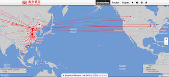 Singapore Air Route Map by Booking Alaska Partner Awards U2013 Hainan Airlines Pointsnerd