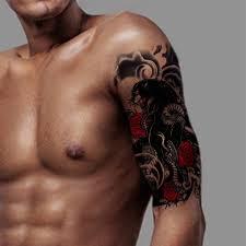 body tattoo sticker waterproof temporary tattoo rt05 rt05