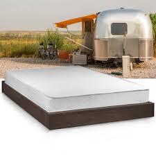 select luxury home rv 8 inch short size queen memory foam mattress