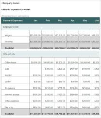 budget plan template tomu co