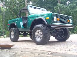 old bronco jeep krawlers edge early bronco restoration and fabrication