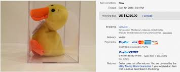 forget the princess diana beanie baby these are the most