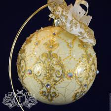 buy christmas ball vintage on livemaster online shop