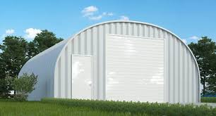 Steel Barns Sale Quonset Hut Virtually Indestructible Arched Steel Buildings For Sale