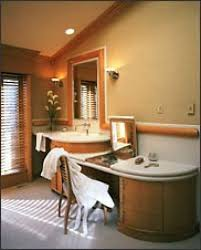 his and her bathrooms create private luxury to suit both