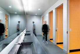 how to design bathroom why corporate bathrooms stink and how design can fix this