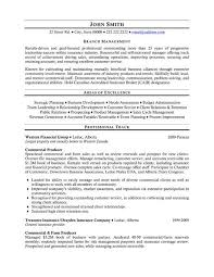 insurance resume examples manager sample resume jennywashere