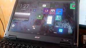 android on laptop android x86 kitkat 4 4 on acer laptop