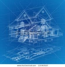 free blueprints for houses house blueprint stock images royalty free images vectors