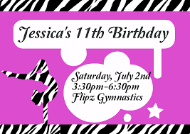 cute birthday invitations cute gymnastics birthday party invite u0026 more at this website