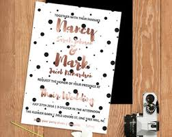 polka dot wedding invitations polka dot wedding invitation chic wedding invitation black