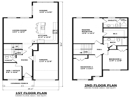 simple small house floor plans two story house floor plans single