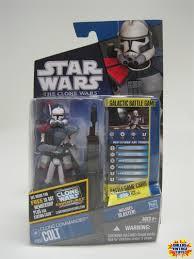 2011 hasbro star war the clone wars cw52 clone commander colt 1a