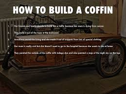 how to build a coffin how to build a coffin by liddell