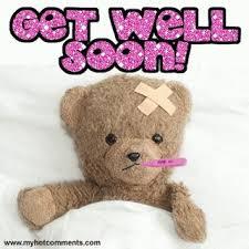 feel better bears get well soon u feel better soon get well soon