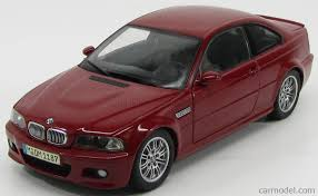 red bmw 328i kyosho 80430009758 scale 1 18 bmw 3 series 328i 1998 dark red