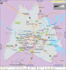 map usa place nashville map the capital of tennessee city map of nashville